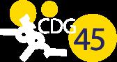 Logo du CDG 45